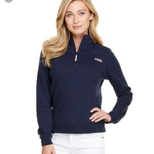 Vineyard Vines Navy Blue Shep Shirt